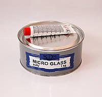 Шпатлёвка со стекловолокном  KDS 1кг