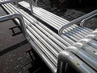 Технологические трубопроводы резервуарных парков хранения растительных масел - изготовление и монтаж, опыт раб