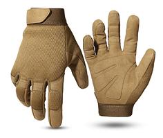Тактичні армійські рукавички з пальцями JIUSUYI JSY-Z3
