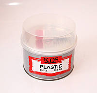 Шпатлёвка по пластику KDS 0,5кг