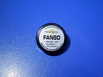 Батарейка дисковая Fanso ER2450 3,6V