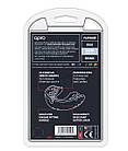 Капа Opro Junior Silver Ufc Hologram Red-Black SKL24-145164, фото 7