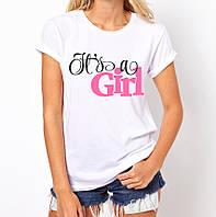 """Футболка """"Girl"""""""