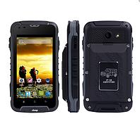 """Неубиваемый смартфон Jeep F605 PRO black 2+16Gb 12000mAh IP68 (2SIM) 4,5"""" 2/16ГБ 2/8Мп 3G оригинал Гарантия!"""