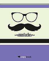 "Тетрадь  Серия ""Mustache "" 60 л."