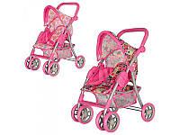 Детская прогулочная коляска для кукол Melogo 9352 HN, КК