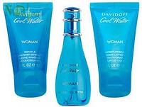 Davidoff Cool Water Woman - Туалетная вода 15 мл (примятые)