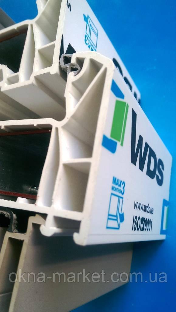 Пластиковые окна WDS 400, фирма