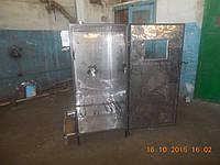 Коптильня холодного и горячего копчения (загрузка 100 кг1290 л)