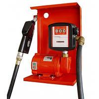 SA-50 Ex 220В, 50 л/мин - заправочный модуль со счетчиком для бензина, дизельного топлива и керосина