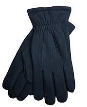Мужские зимние стрейчевые перчатки + кролик 8193