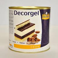 Декоргель Шоколадный / Decorgel Cocoa