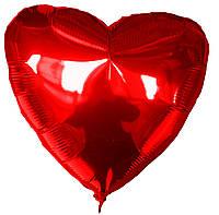 Фольгированные шары сердце маленький