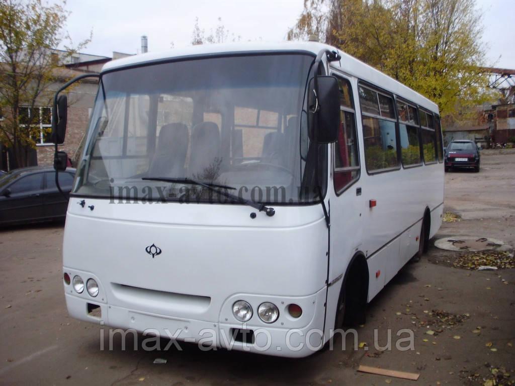 Восстановительный ремонт междугородних автобусов Богдан