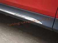 Молдинг на двери Toyota RAV4 2013+