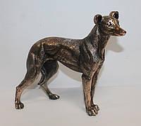 Статуэтка Собака с медным покрытием
