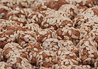 Арахис в кунжуте/Peanuts in sesame