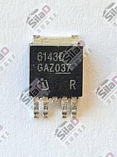 Мікросхема BTS6143D Infineon корпус PG-TO252-5-11