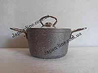 Кастрюля OMS 3111S-16-1,4л-Grey