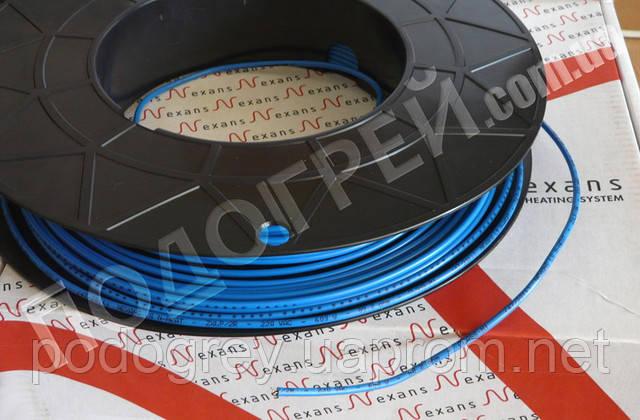 Двужильный нагревательный кабель MILLICABLE FLEX/2R,15вт