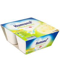 Humana «С бананом и натуральными пребиотиками» Кисломолочный продукт 4х100 г