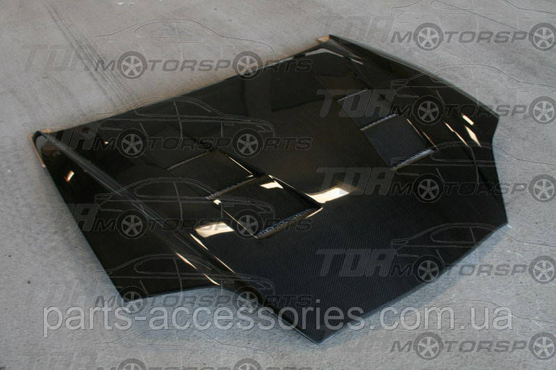 Карбоновий капот 100% Carbon Seibon Hyundai Tiburon 2003-2006