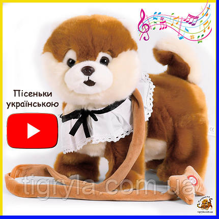 Интерактивная собака на украинском языке Шпиц, фото 2