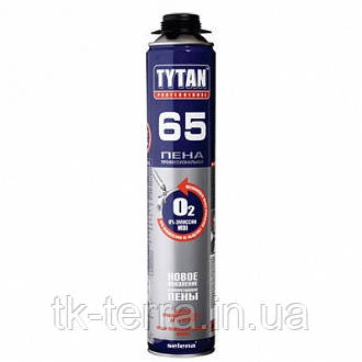 Пена монтажная проф. TYTAN  65л