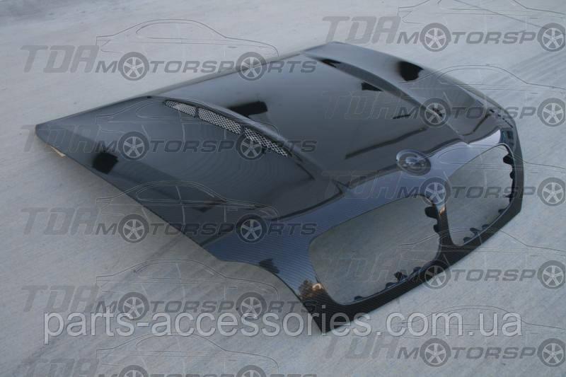 Карбоновый капот 100% Carbon Seibon BMW X6 E71 2007-2013