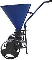Разбрасыватель песка (на металлических колесах)