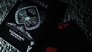 Карты игральные | Bicycle Shadow Masters, фото 3