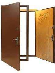Двери входные  БЕСПЛАТНАЯ ДОСТАВКА метал