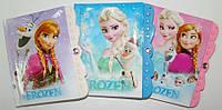 Блокнот детский А-6, на кодовом замке Frozen (Холодное сердце)