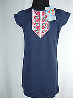 Красивое платье для девочки 116-140 рост