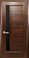 "Дверь Ностра ""Грета"" BLK (черн. стекло)"