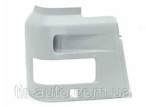 Облицювання фари права пластик DAF 95XF 98-02 ( 1294949 ) MG35843