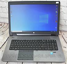 "HP Zbook 17 G2 17.3"" i5-4310M/8GB/NVIDIA Quadro K1100M #1645"