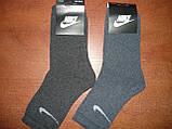 """Підліткові махрові шкарпетки """"в стилі"""" """"Nike"""". р. 36-41. Туреччина, фото 5"""