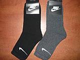 """Підліткові махрові шкарпетки """"в стилі"""" """"Nike"""". р. 36-41. Туреччина, фото 6"""
