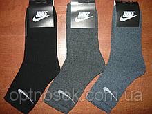 """Підліткові махрові шкарпетки """"в стилі"""" """"Nike"""". р. 36-41. Туреччина"""