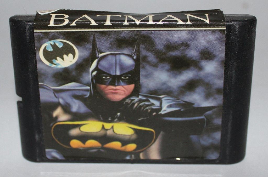 Картридж для Sega Batman