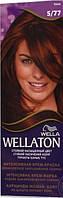 Крем-краска для волос интенсивная WELLATON 5/77 Какао