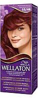 Крем-краска для волос стойкая WELLATON 55/46 Экзотический красный
