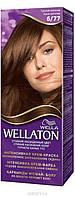 Крем-краска для волос стойкая WELLATON 6/77 Горький шоколад