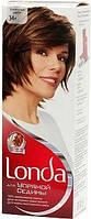 Крем-краска для волос стойкая LONDA для упрямой седины 34+ Золотистый шатен