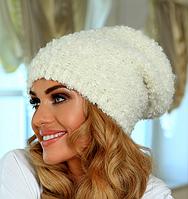 Оригинальная мягкая шапочка с множеством вариантов драпировки от Kamea - Shakira.