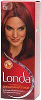 Крем-краска для волос стойкая LONDA 47 Огненно-красный