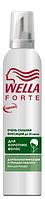 Пена для волос WELLA FORTE Очень сильная фиксация, для коротких волос 200 мл