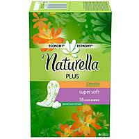Прокладки ежедневные NATURELLA Calendula Tenderness Plus (с ароматом календулы) 58 шт