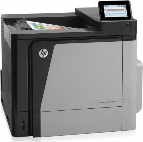 Цветной лазерный принтер HP Color LJ Enterprise M651dn  б.у.